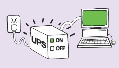 Nhận biết các loại bộ lưu điện UPS trên thị trường hiện nay 2